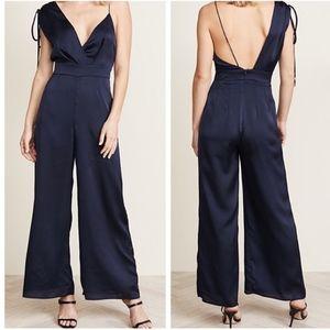 Keepsake The Label Navy Blue Jumpsuit 636